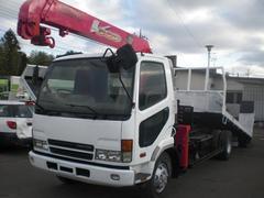 ファイター3段フックイン セーフティーローダー 排ガス適合車