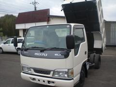エルフトラック深ダンプ 排ガス適合車