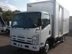 エルフトラックアルミ箱 パワーゲート ワイドロング 4WD ATスムーサー