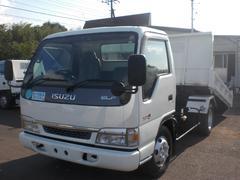 エルフトラック3.5t セーフティーローダーダンプ 排ガス適合