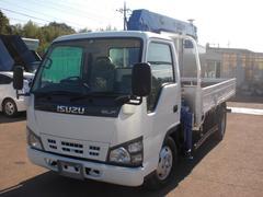 エルフトラック3段 フックインユニック 最大積載2000Kg 排ガス適合