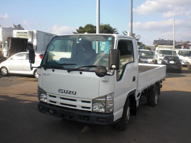 いすゞ エルフトラック 箱バン 積載2000kg バックモニタ 排ガス適合 NO・1