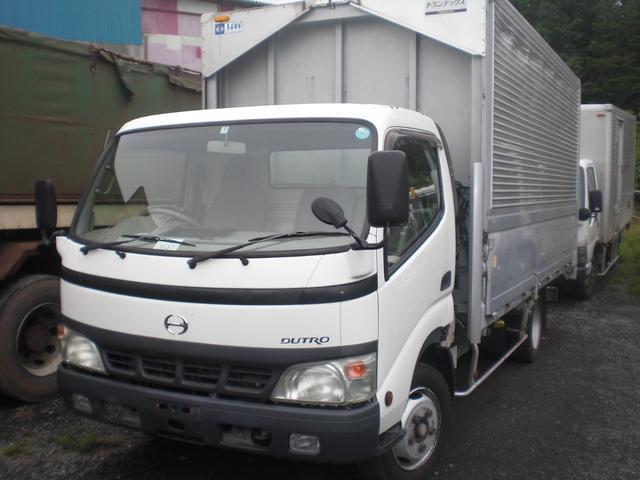 日野 デュトロ 箱ウイング車 ワイド 積載2000kg NO.13
