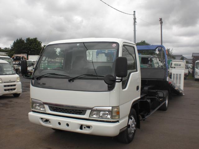 日産 アトラストラック セーフティーローダー リモコン付 積載3000k NO・15