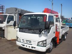 エルフトラック3段ユニック フックイン 積載2000kg NO・7