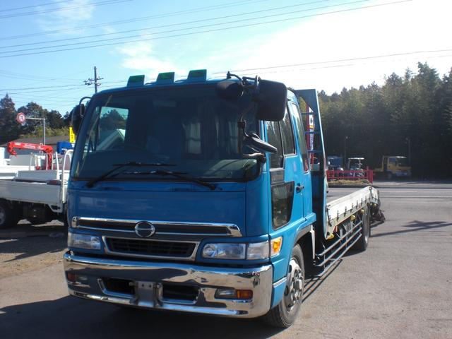 日野 積載車 増トン ウインチ付き 排ガス適合車 NO・16