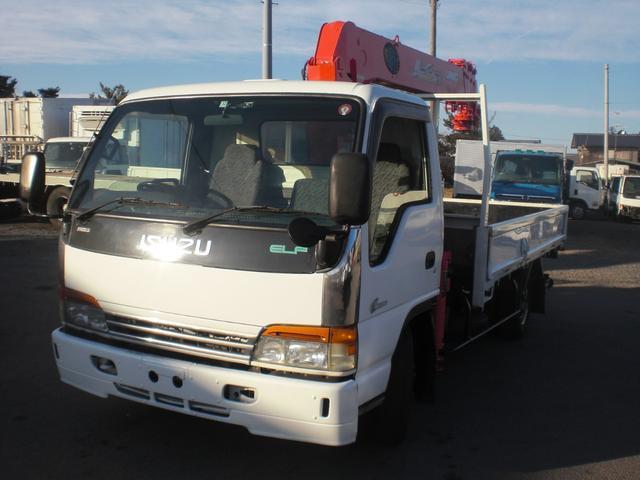 いすゞ 6段 ユニック ラジコン付き 積載2000kg NO・17