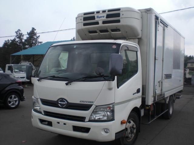 日野 デュトロ 低温冷凍車 パワーゲート付 積載4t排ガス適合車 NO・15