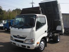 デュトロ2t  高床ダンプ 積載2000kg 排ガス適合車 NO・2