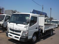 キャンター4段ユニック ZR294 積載3650kg NO・31