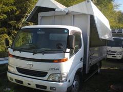 ダイナトラック箱ウイング車  最大積載2000kg NO.13