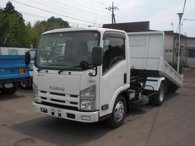 いすゞ ローダーダンプ セミワイド車 積載3000kg NO・36