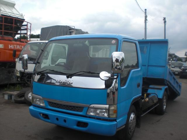いすゞ エルフトラック ローダーダンプワイド 最大積載量3500kg適合車 NO・6