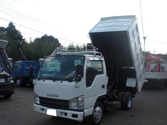 いすゞ 深ダンプ 排ガス適合車 NO・24