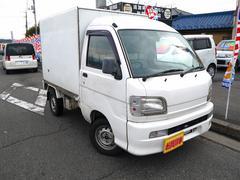 ハイゼットトラック−5度冷蔵冷凍車 エアコン・パワステ付4WD