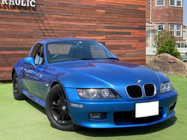 BMW Z3ロードスター 2.0 2.0(2名) 革シート ETC