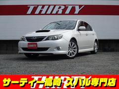 インプレッサS−GT スポーツpkg 4WD 5速MT プッシュスタート