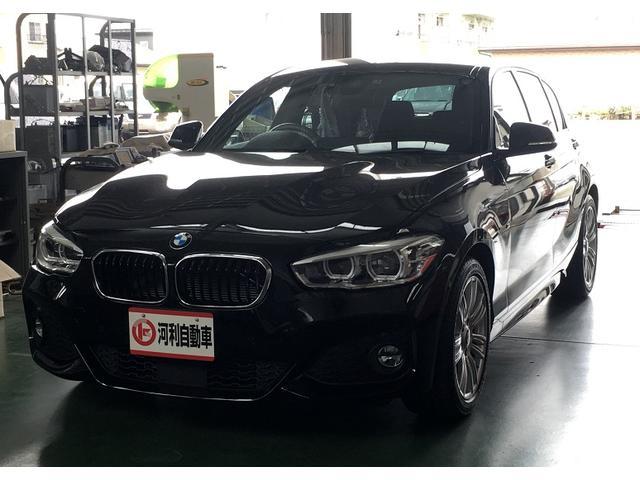 BMW 118d Mスポーツ ワンオーナー HDDナビ バックカメラ
