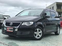 VW ゴルフトゥーランプライムエディション HDDナビ バックカメラ 地デジ