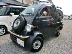 ミゼットIIカーゴRタイプ 社外CDステレオ 社外ハンドル シートカバー
