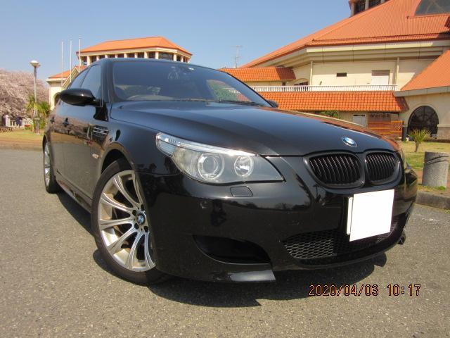 BMW M5 V10 SR クロカワシート パドルシフト