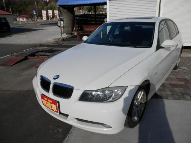 BMW 320i サンルーフ付き