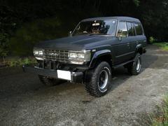 ランドクルーザー60VX 4WD ディーゼル リフトアップ 車検30年11月