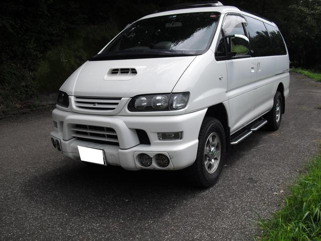「三菱」「デリカスペースギア」「ミニバン・ワンボックス」「栃木県」の中古車