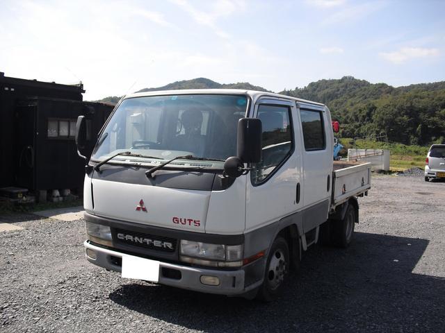 「その他」「キャンターガッツ」「トラック」「栃木県」の中古車