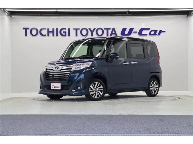 「トヨタ」「ルーミー」「ミニバン・ワンボックス」「栃木県」の中古車