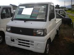 ミニキャブトラック4WD 5MT エアコン パワステ Goo鑑定