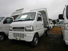 キャリイトラックキンタロウダンプ 4WD ワンオーナー Goo鑑定