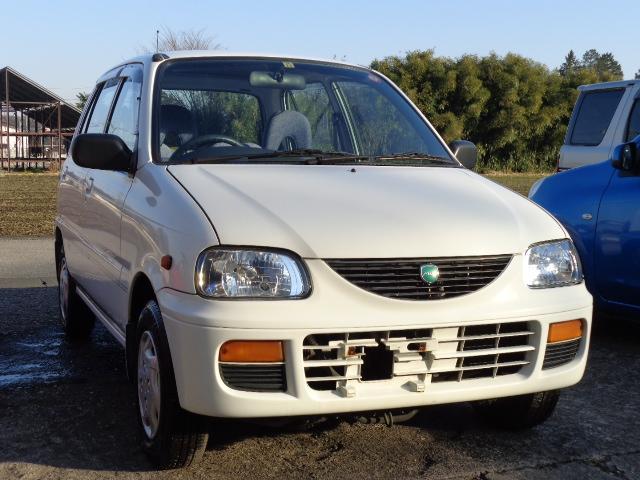 ダイハツ CLリミテッド 5MT 4WD