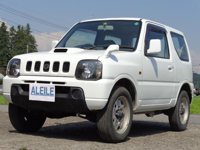 スズキ XG 5速MT 4WD キーレス
