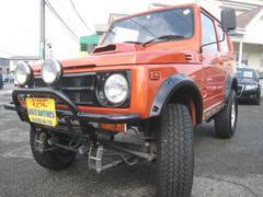 ジムニーHC MT   4WD    エアコン オーバーフェンダー