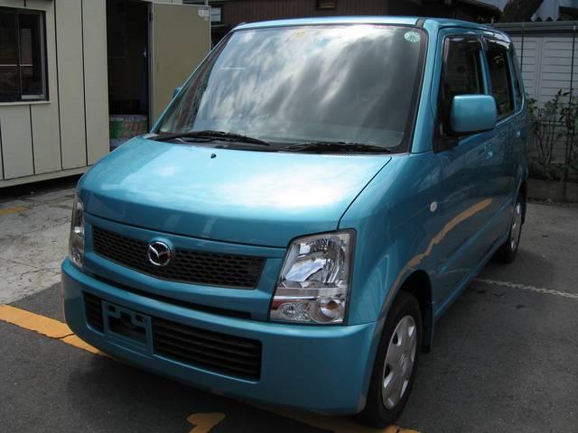 マツダ FX/ライトレベライザー 2年車検受けて支払総額24万円!