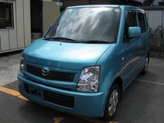 AZワゴンFX/ライトレベライザー 2年車検受けて支払総額24万円!