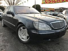 M・ベンツS600L