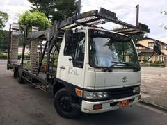 ダイナトラック3台積み積載車