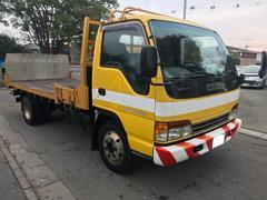 エルフトラック4t積載車