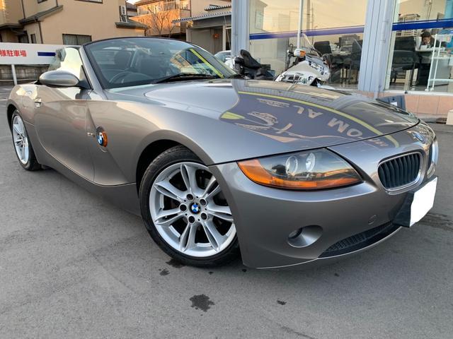 BMW Z4 2.2i 電動オープン ETC