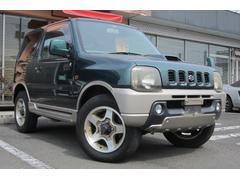ジムニーランドベンチャー 4WD ターボ 保証付