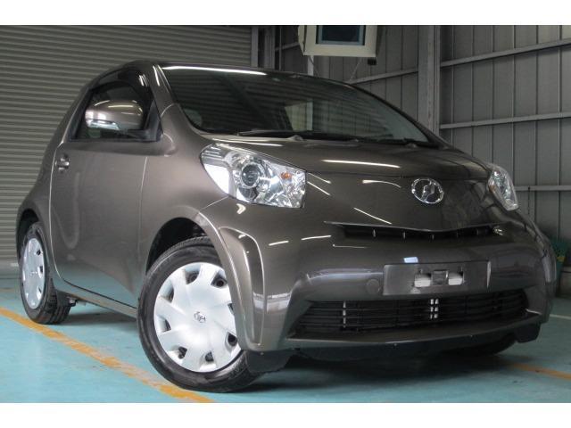 「トヨタ」「iQ」「コンパクトカー」「栃木県」の中古車