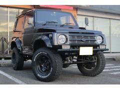 ジムニーHC オーディオ ETC リフトアップ 4WD