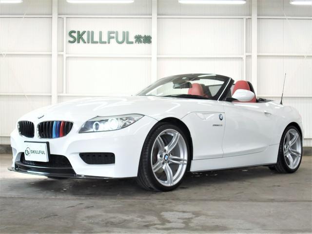 BMW 23iMスポーツ3Dデザインカーボンエアロ19AWマフラ赤革