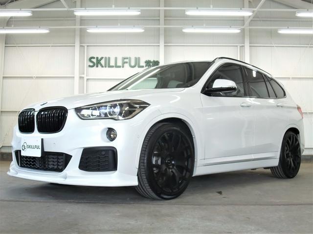 BMW xドライブ20iMスポ3Dエアロ20AW車高調アーキュレーM