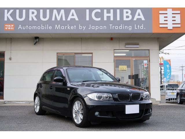 BMW 130i Mスポーツ 純正HDDナビ ETC キセノン 本革