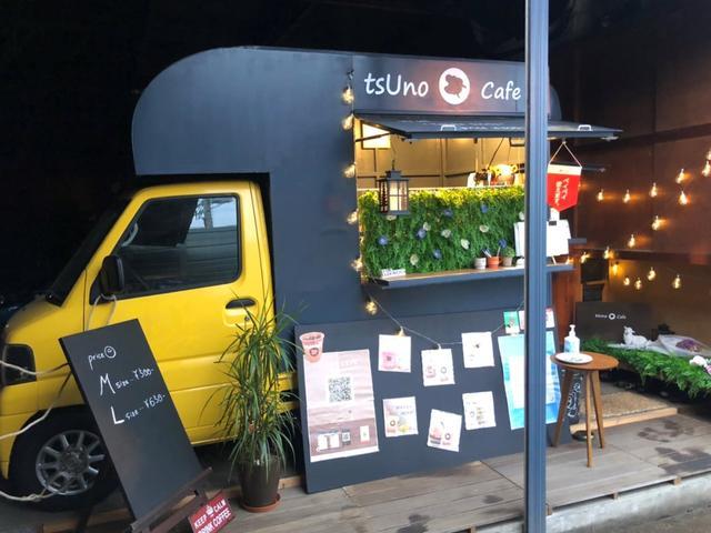 三菱 ミニキャブトラック 移動販売車 デモ カフェ キッチンカー 開業応援致します