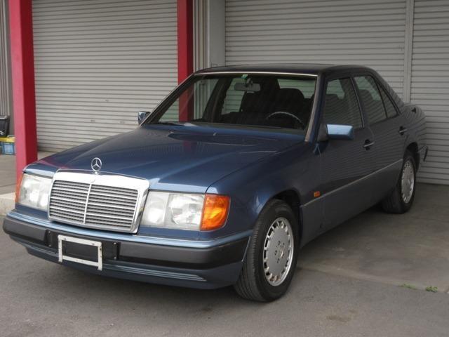 E230 91年式 左ハンドルAT 前期モデル