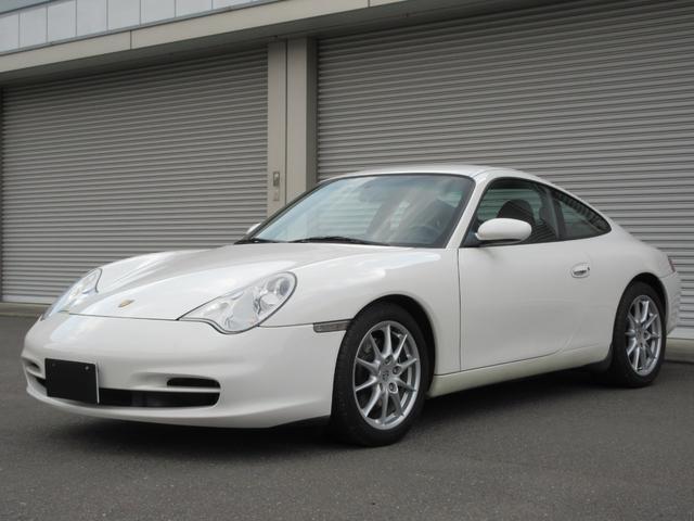 ポルシェ 911カレラ 左ハンドル 黒レザーシート ティプトロ ETC